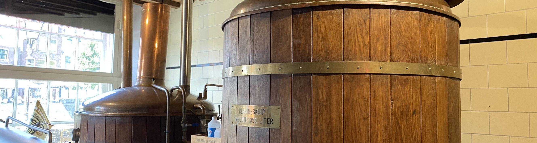 'Eerste historische bierwandeling in Gouda'