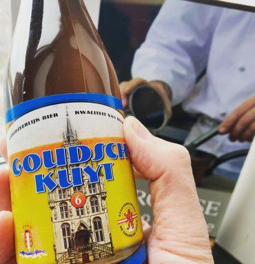 Wandel en bierproeverij arrangement.