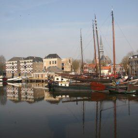 Stadswandelingen Gouda - Nieuws - NIEUW, Waterwandeling