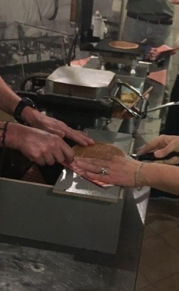 Wandel - Stroopwafel bakken arrangement ( TIJDELIJK wegens Corona niet te boeken )